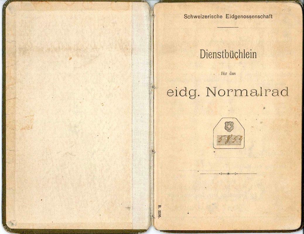 Radbüchlein Normalrad 05